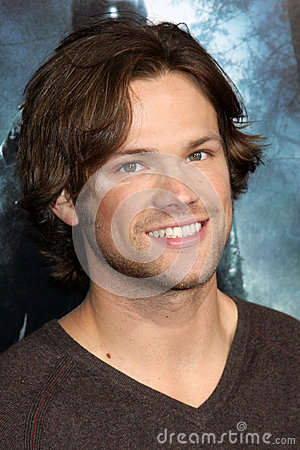 Jared Padalecki Editorial Stock Photo