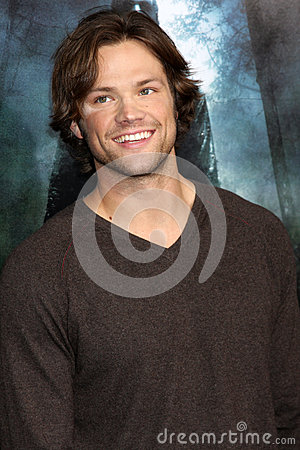 Jared Padalecki Editorial Photo