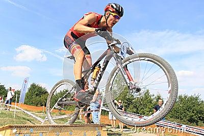 Jaroslav Kulhavy - mountain bikes racing