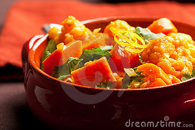 Jarzynowy Curry