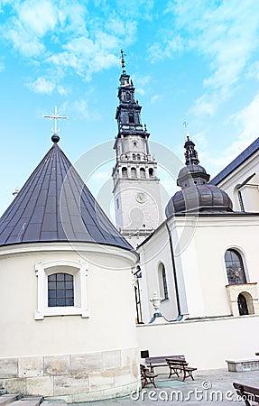 Jasna Gora monastery Czestochowa. Poland