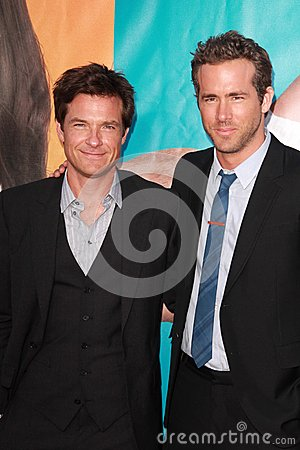 Jason Bateman,Ryan Reynolds Editorial Image