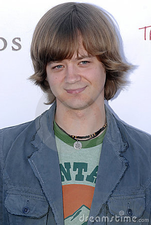 Jason Earls on the red carpet. Editorial Photo