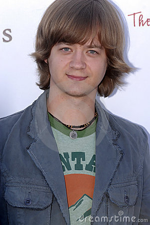 Jason Earls on the red carpet. Editorial Image