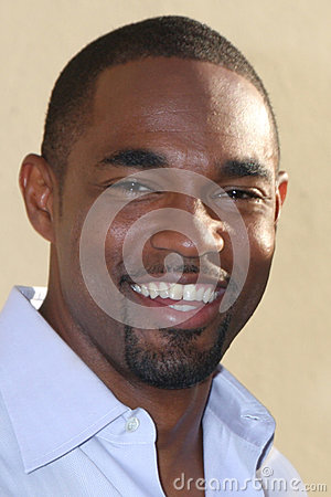 Jason George arrives at the ABC / Disney International Upfronts Editorial Image