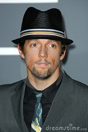 Jason Mraz Editorial Stock Photo