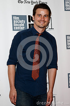 Jason Ritter Editorial Stock Photo