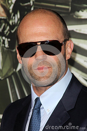 Jason Statham Editorial Stock Image
