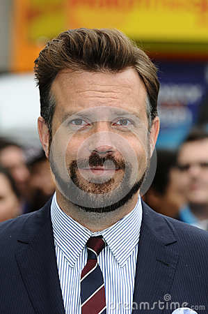Jason Sudeikis Editorial Stock Image