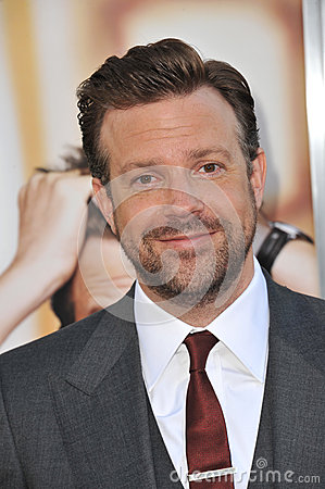 Jason Sudeikis Editorial Photo