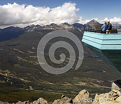Jasper National Park - Western Canada Editorial Stock Image
