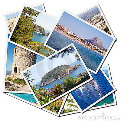 Javea Mediterranean city of Alicante Province
