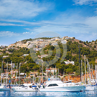 Javea Xabia port marina vacation destination in Alicante