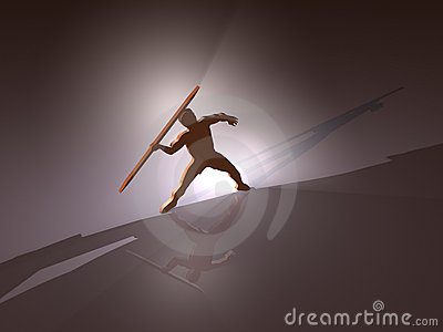 Javelin - Background - 3D