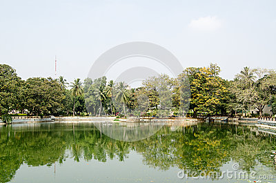 Jawni ogródy, Hyderabad