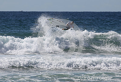 Jay Quinn - Australian Open Manly Beach Editorial Photography