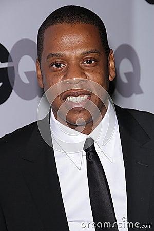 Jay-Z Editorial Image