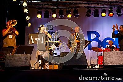 Jazz. Editorial Photo
