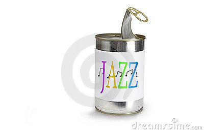 Jazz on a can