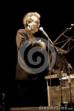 Jazz Concert Editorial Stock Photo