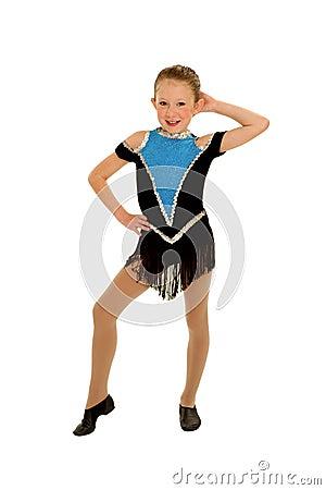 Jazz Dancer with Attitude