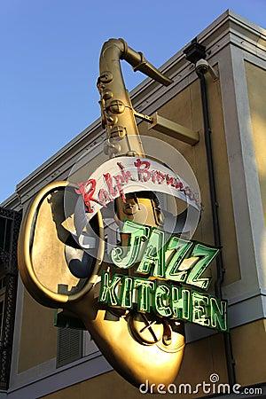 Jazz Kitchen Editorial Photo