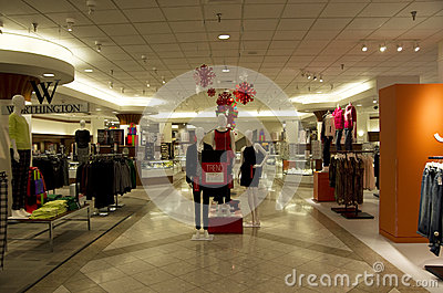 Jc penny department store editorial photo image 34871646 for Christmas decoration stores near me