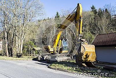 JCB JS200 LC Excavator