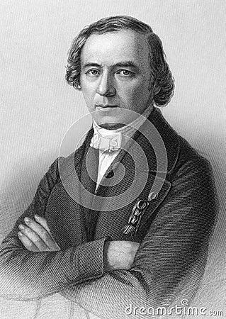 Jean Baptiste Dumas Editorial Image