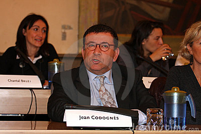 Jean Codognes Editorial Image