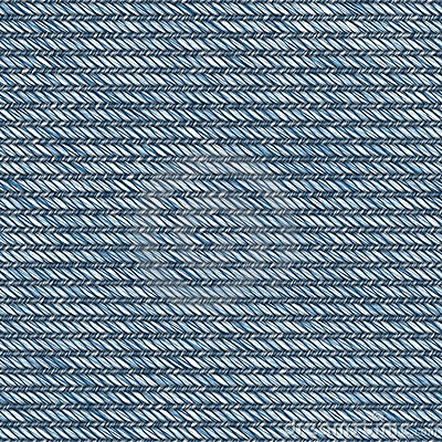 Jean Fabric Illustration