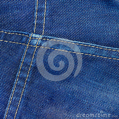 Jean fabric texture