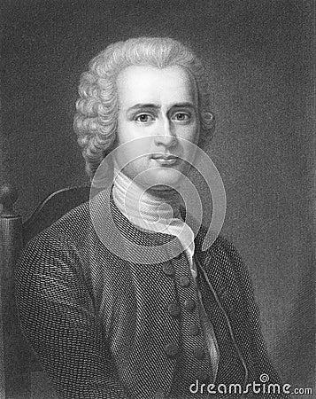 Free Jean-Jacques Rousseau Stock Photo - 19444640