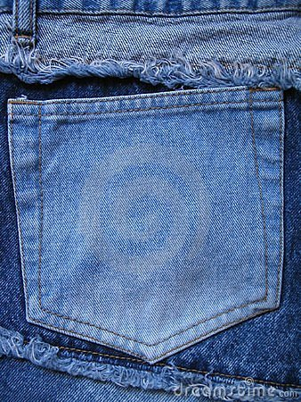 Free Jean Pocket Royalty Free Stock Image - 230346