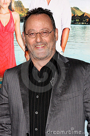 Jean Reno Editorial Stock Image