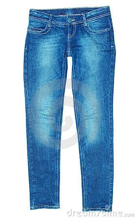 Free Jeans Royalty Free Stock Photography - 10650207