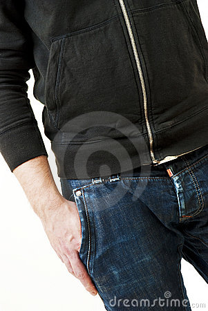 Free Jeans Royalty Free Stock Photography - 11970237