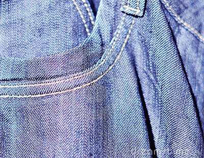Jeans Royalty Free Stock Photo - Image: 13286115
