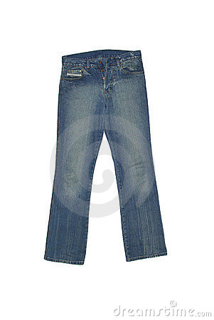 Free Jeans Stock Photography - 3370002