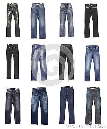 Free Jeans Stock Photo - 3520680