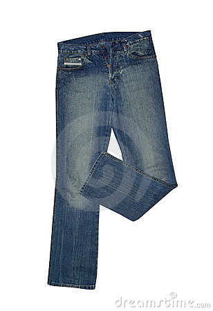 Free Jeans Royalty Free Stock Photo - 4690575