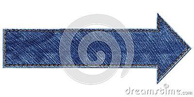 Jeans arrow
