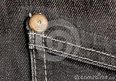 Jeans detail