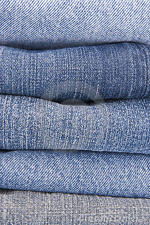 Jeans material