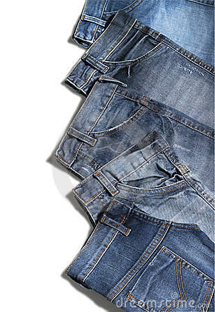 Free Jeans Pants Stock Image - 15681661