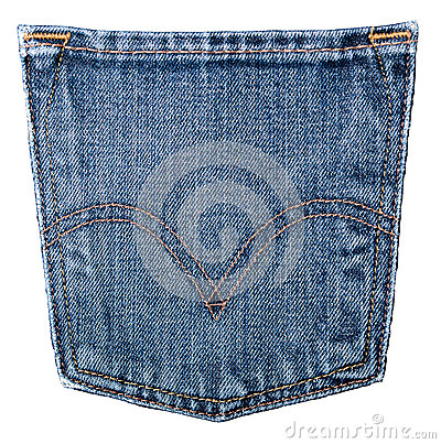 Free Jeans Pocket Stock Images - 27235314