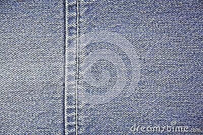 Jeans seam