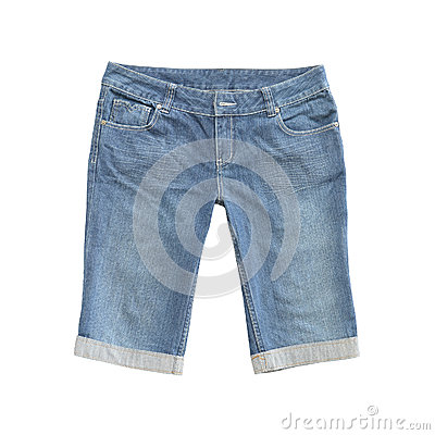 Free Jeans Shorts Royalty Free Stock Photography - 86877717