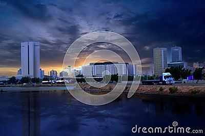 Jeddah, the commercial center