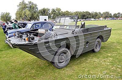 Jeep. Redaktionelles Stockfoto